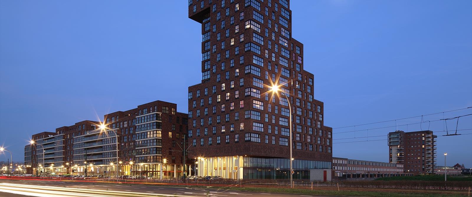 AGC Architecten Homepage