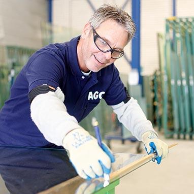 Glashandel Arnhem - AGC Glashandel