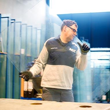 Glashandel Enschede - AGC Glashandel