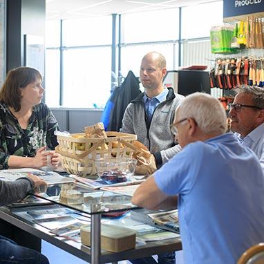 Glashandel Roosendaal - AGC Glashandel