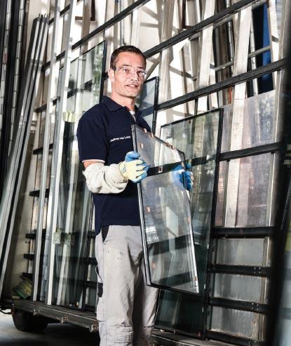 Glashandel Westland - Glas
