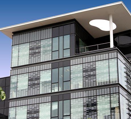 Toepassingen geprint glas - AGC Nederland