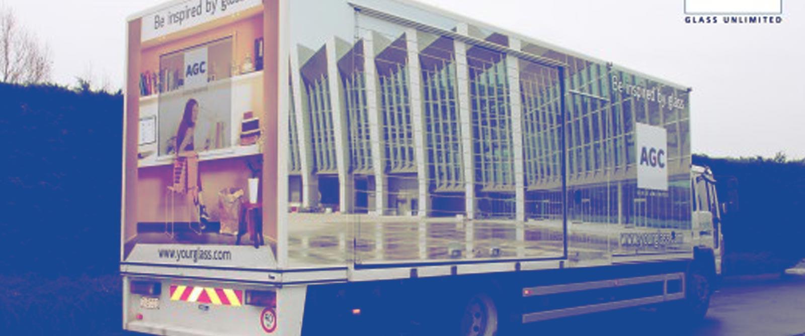 AGC Nederland - 300 Glassoorten op 20 m2