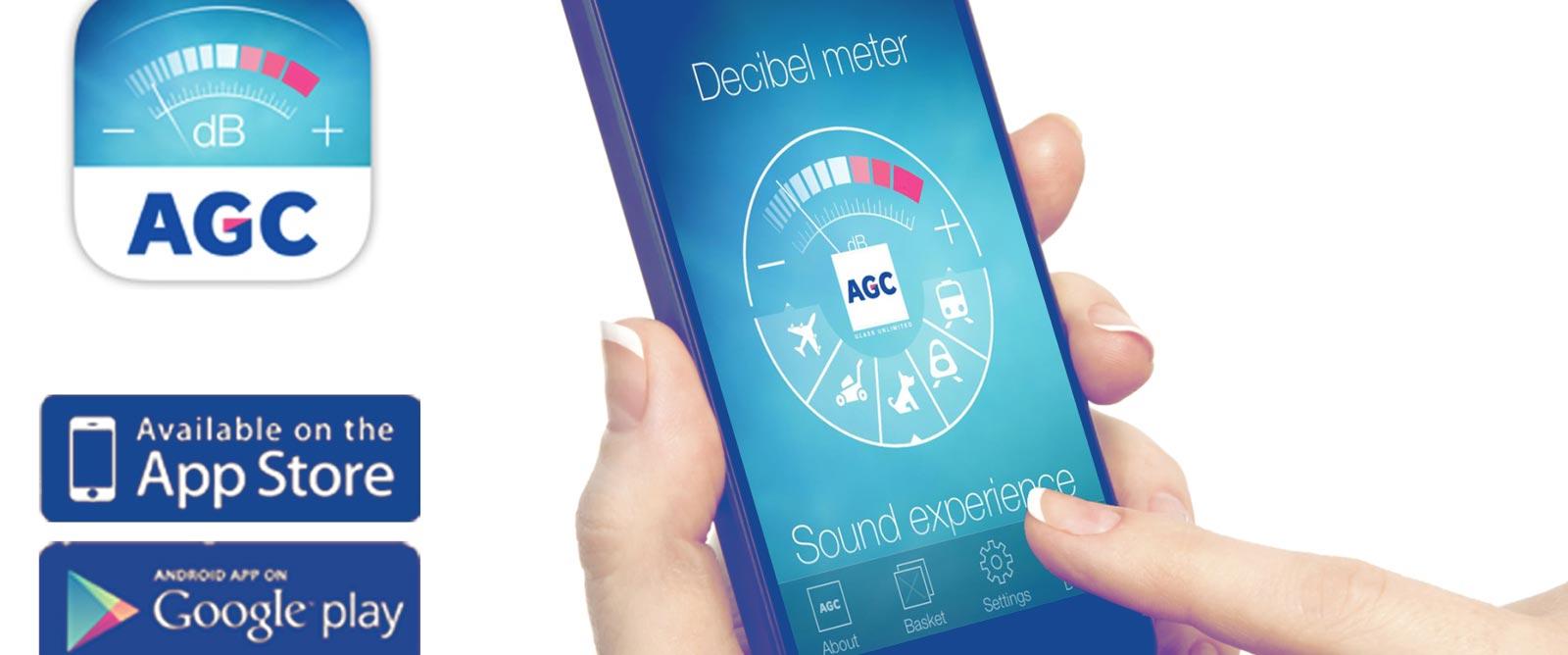 AGC Nederland - Acoustics in your pocket!