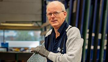 Glashandel Den Bosch - Onze passie